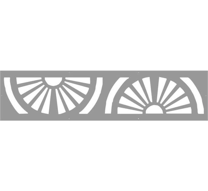 Modular iron Fence PAN.04 by CITYSì recinzioni