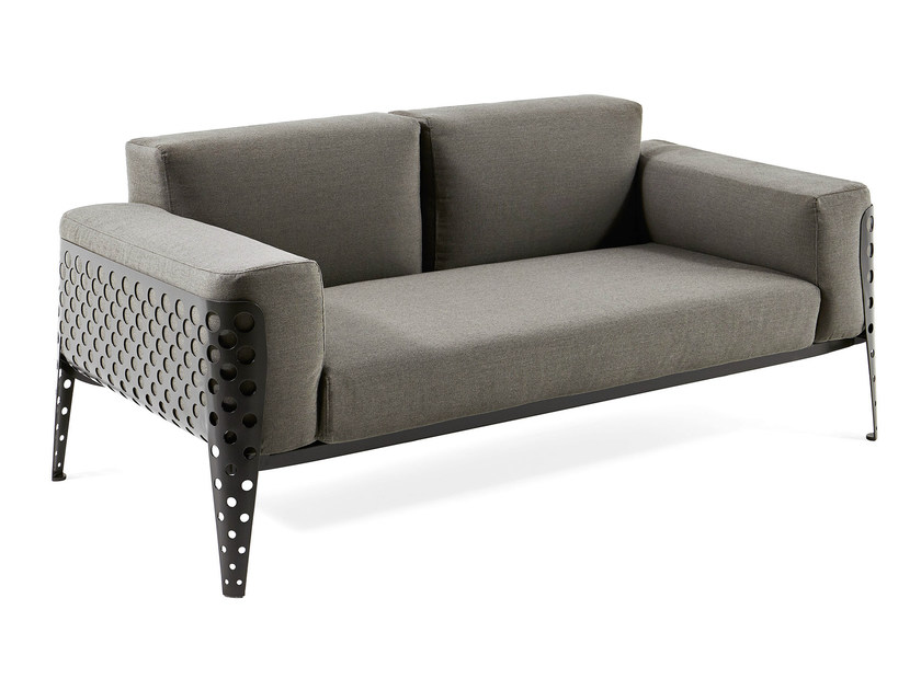2 seater sofa POIS | 2 seater sofa by Varaschin
