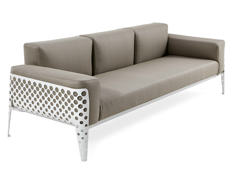 3 seater sofa POIS | 3 seater sofa by Varaschin