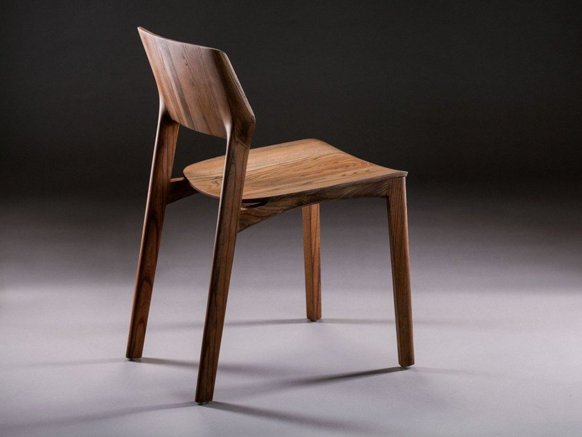 Wooden chair FIN | Chair by Artisan