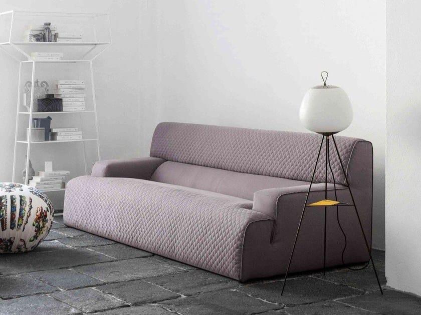 Fabric sofa with removable cover RIOS | Sofa by Bonaldo