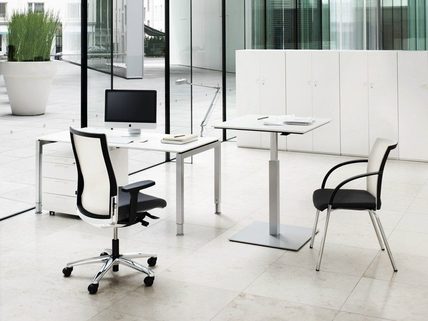Individual office workstation BASIC4 | Office workstation by König Neurath