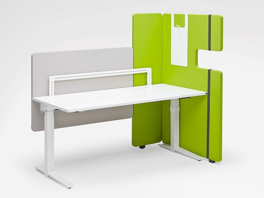 Individual office workstation TEAM.WORK.SPACE | Individual office workstation by König Neurath