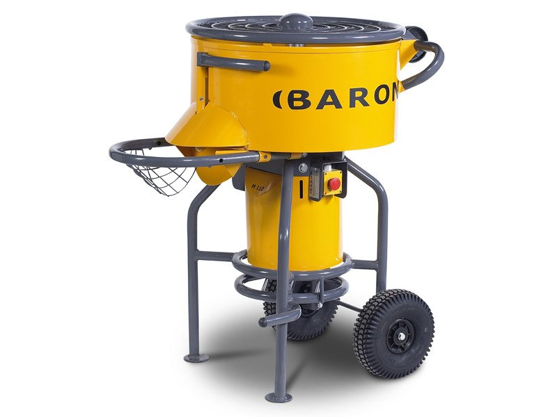 Special machinery for construction sites BARON by SK