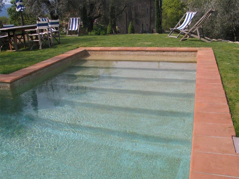 Piscina in cemento by indalo piscine - Piscina cemento armato ...