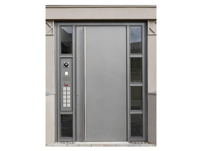 Exterior entry door WICSTYLE   Burglar resistance by WICONA