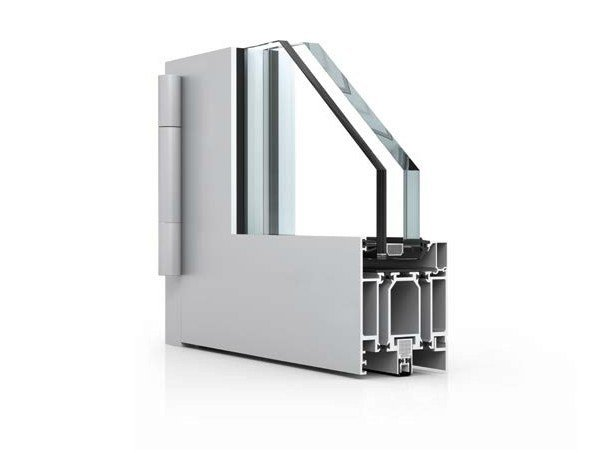 Aluminium patio door WICSTYLE 77FP by WICONA