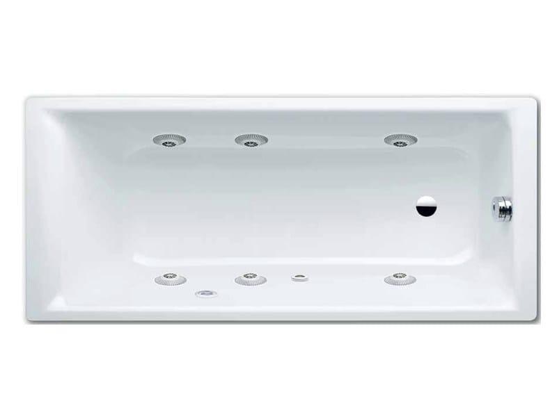 Whirlpool bathtub VIVO TURBO by Kaldewei Italia