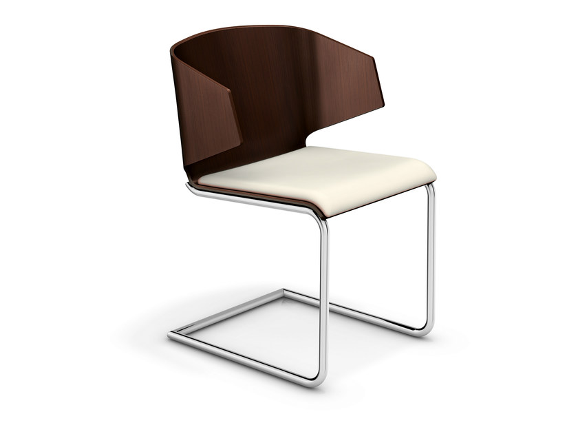 Cantilever chair CARMA 2112-00 by Casala
