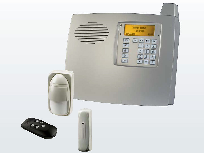 Anti-theft and security system SISTEMA AGO by Urmet