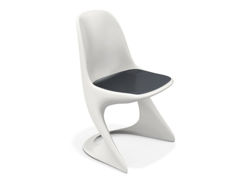 Cantilever plastic chair CASALINO 2005-00 by Casala