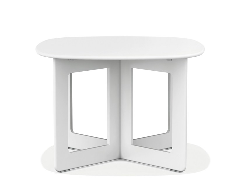 Square plastic Kids table CASALINO JR. 6260-10 by Casala