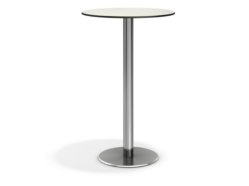 Round high table CENTRE | High table by Casala