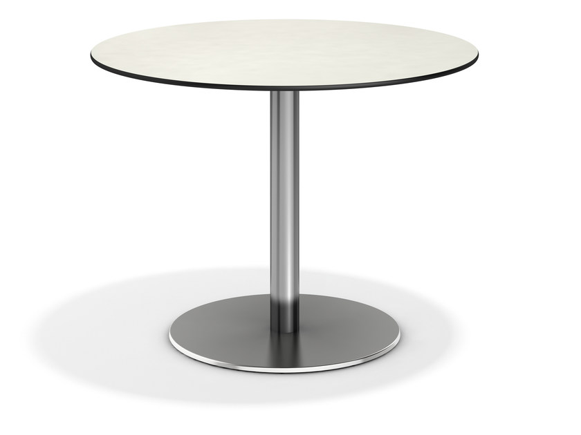 Round contract table CENTRE 6210-20 by Casala