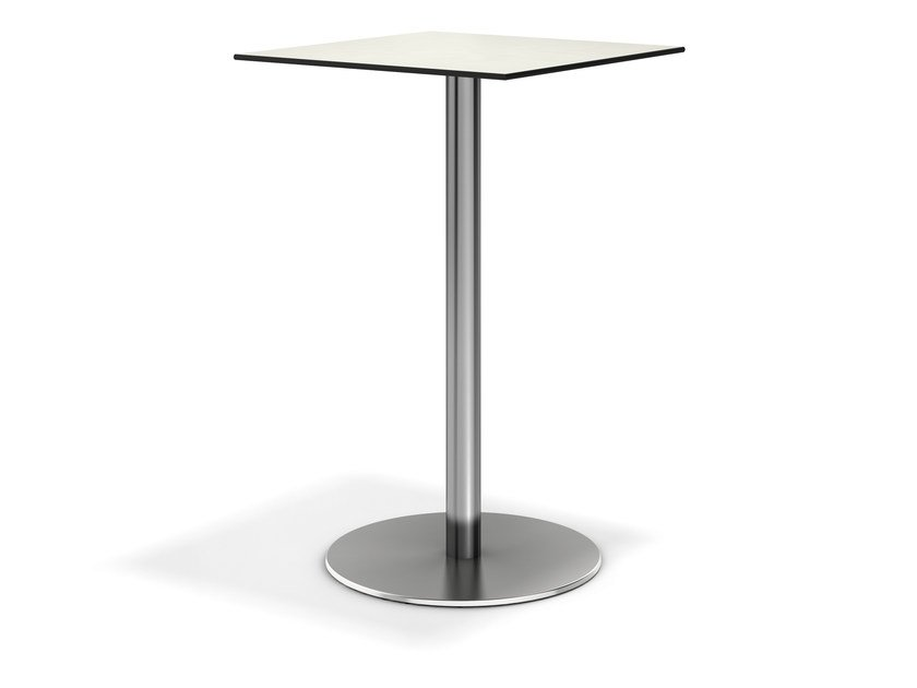 Square high table CENTRE | High table by Casala