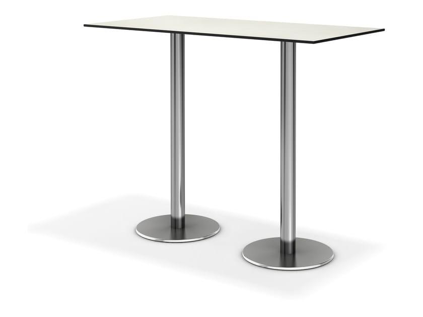 Rectangular high table CENTRE | High table by Casala