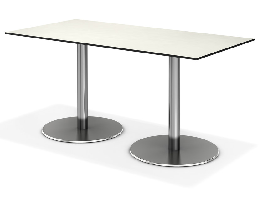 Rectangular contract table CENTRE | Rectangular table by Casala