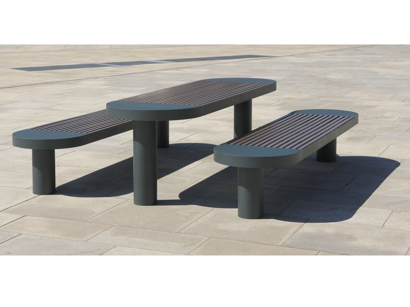 Backless Bench COMFONY 90 | Backless Bench by BENKERT BANKE