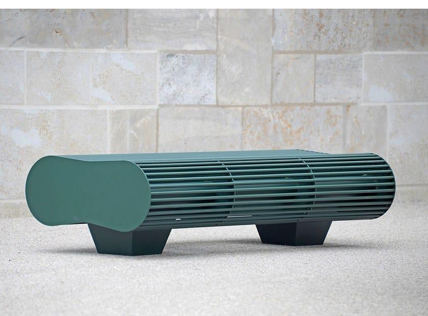 Backless Bench SIARDO 500 R | Backless Bench by BENKERT BANKE