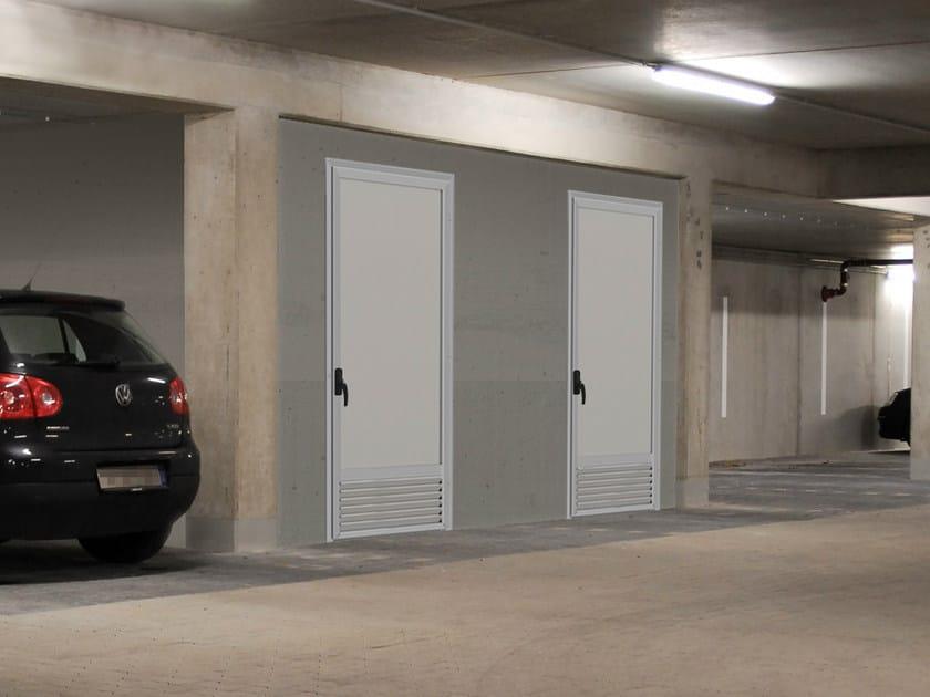 Aluminium entry door SMART 30 | Entry door by ALsistem