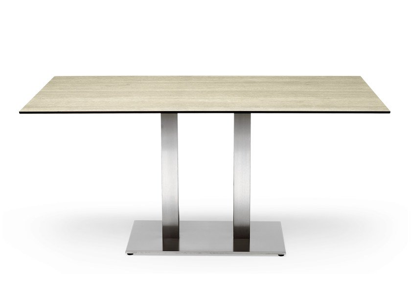 Rectangular table TIFFANY | Rectangular table by SCAB DESIGN