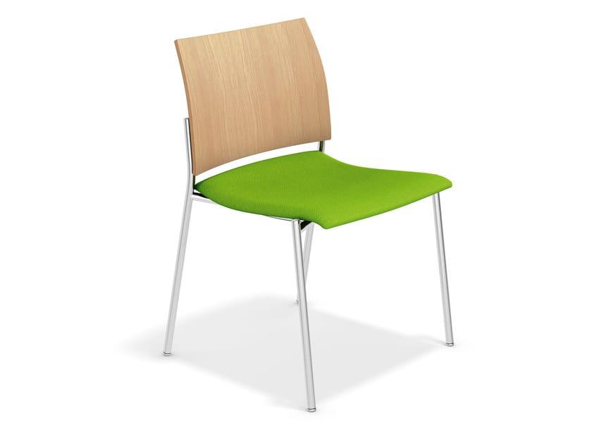 Training chair FENIKS XL | Chair by Casala