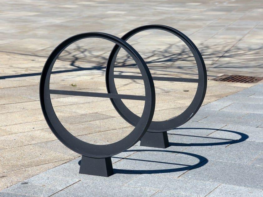 Bicycle rack BIKE STAND C400 by BENKERT BANKE