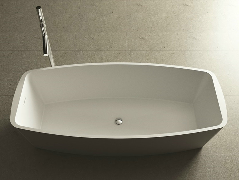 Corian® bathtub SOFTUB by MOMA Design