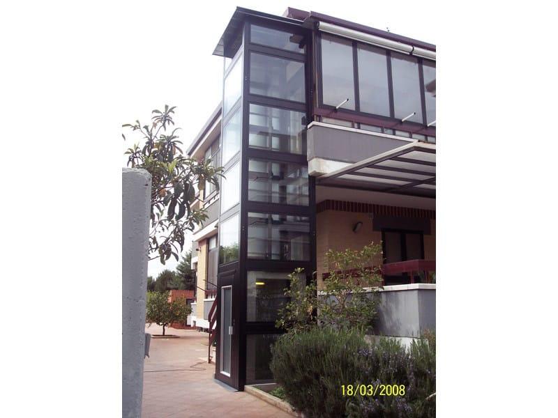 Sollevamento Domestico Piattaforma elevatrice per disabili - Presto Lift