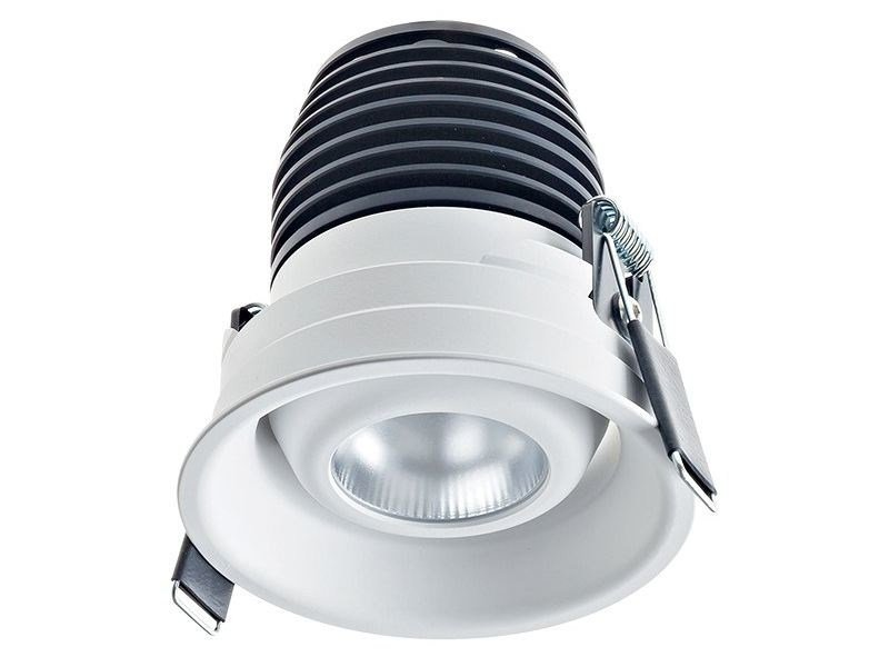 LED adjustable recessed spotlight Esem 4.1 by L&L Luce&Light