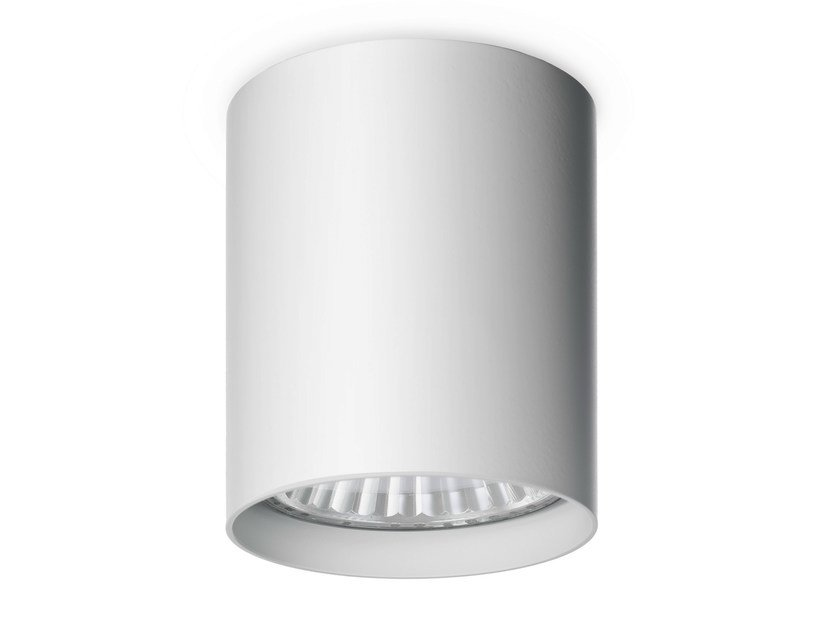 Ceiling aluminium spotlight NAKED B by Vertigo Bird