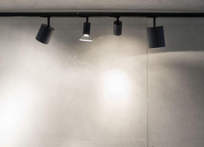 On Naked Alluminio Bird In Track A Binario Vertigo Illuminazione CthrdsQ
