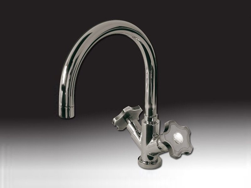 Countertop 1 hole kitchen tap GIÒ CRYSTAL - GIÒ | Countertop kitchen tap by Rubinetteria Giulini