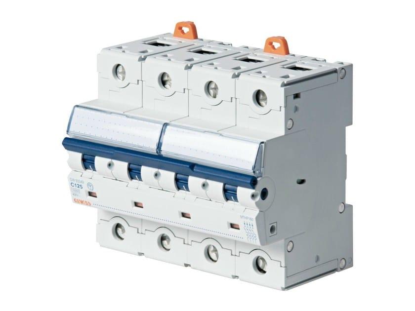 Protezione dei circuiti elettrici 90 MCB by GEWISS