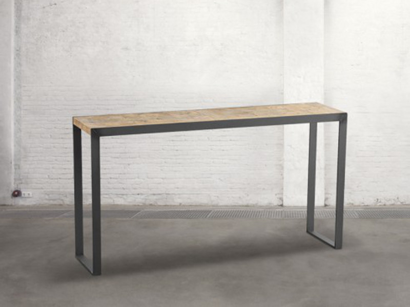 Rectangular wooden console table DB003938 | Console table by Dialma Brown