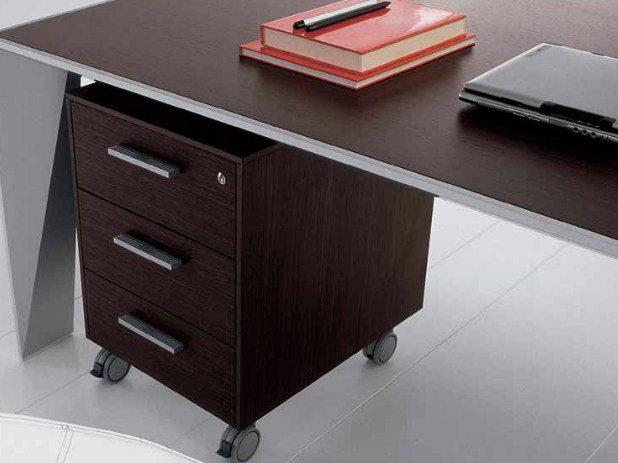 Office drawer unit with casters ERACLE | Office drawer unit by Castellani.it