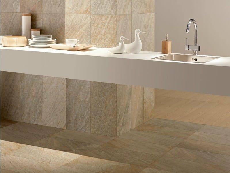Porcelain stoneware wall/floor tiles ANTISLIP CAIS by Revigrés