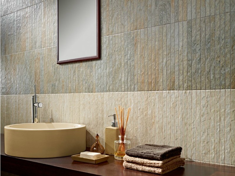Porcelain stoneware wall/floor tiles CAIS by Revigrés