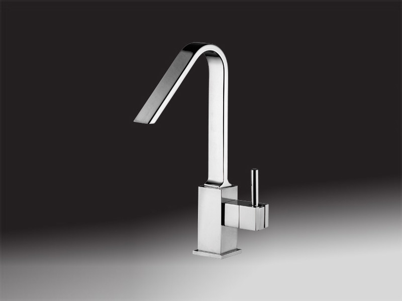 Single handle washbasin mixer PABLO | Single handle washbasin tap by Rubinetteria Giulini