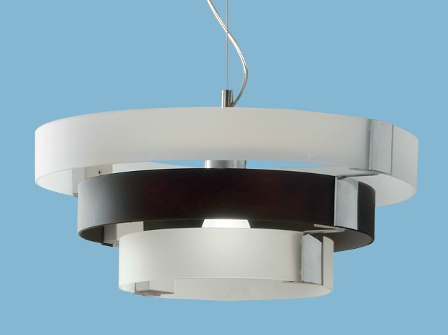 Chandelier CORONA | Pendant lamp by Cattaneo