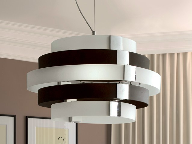 Chandelier CORONA | Crystal chandelier by Cattaneo