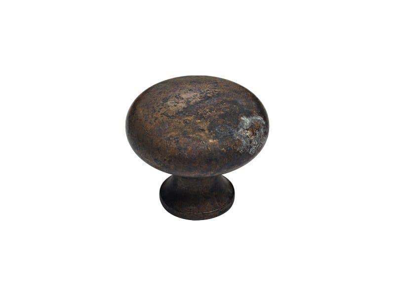 Classic style brass Furniture knob SIRENA | Classic style Furniture knob by LINEA CALI'