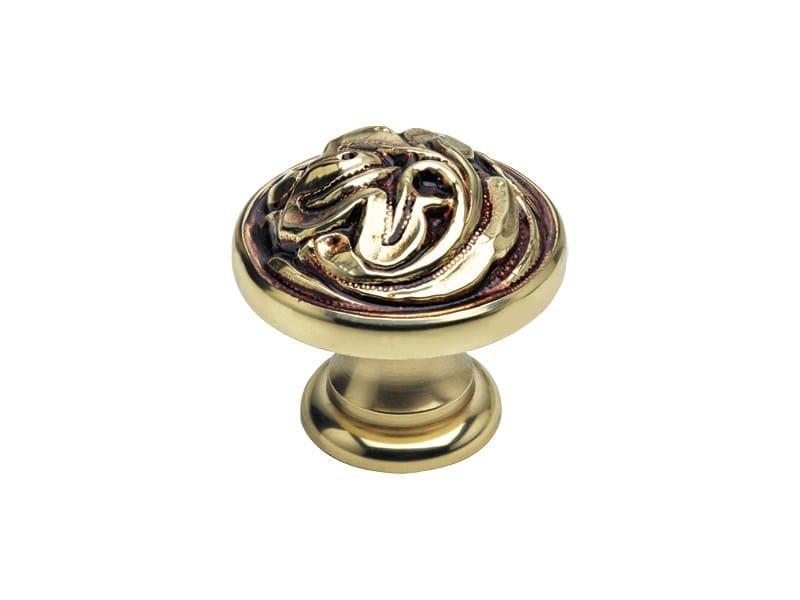 Art Nouveau metal Furniture knob VINTAGE | Art Nouveau Furniture knob by LINEA CALI'