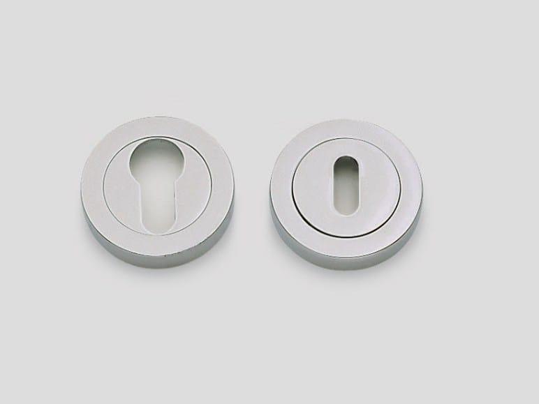 Round keyhole escutcheon 50 R by Frascio