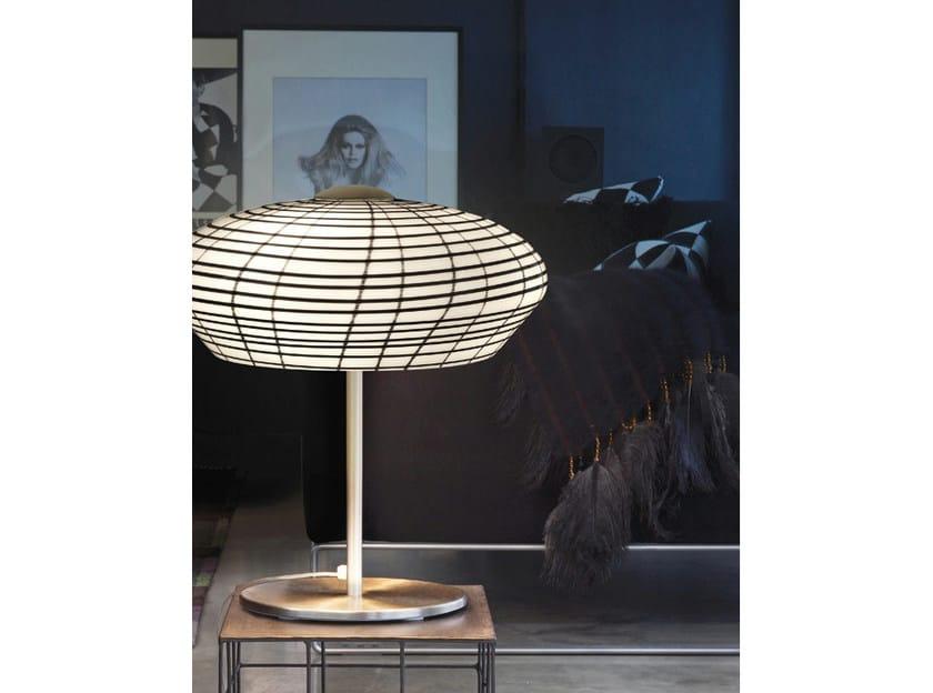 Glass table lamp YUBA LT 45 by Vetreria Vistosi