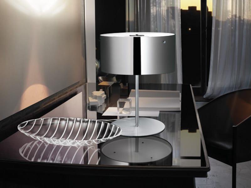 Glass table lamp THOR LT by Vetreria Vistosi