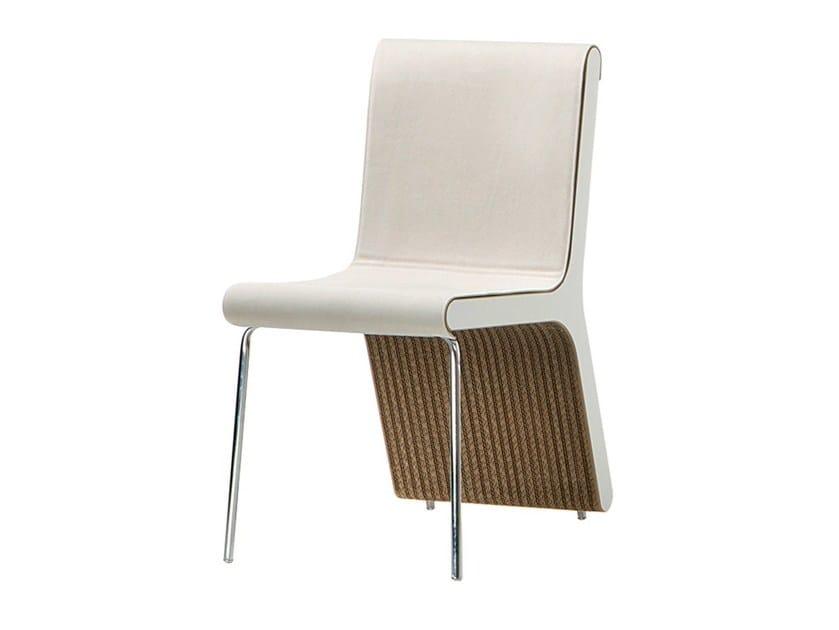 Kraft paper chair JVETT by Staygreen
