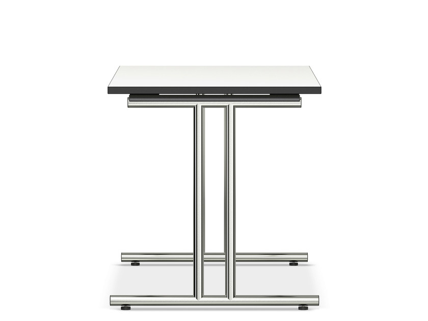 Rectangular MDF bench desk LACROSSE IV | MDF bench desk by Casala