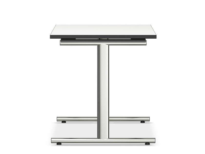 Rectangular MDF bench desk LACROSSE VI | MDF bench desk by Casala