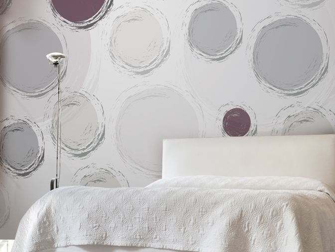 Vinyl wallpaper OVUM by GLAMORA